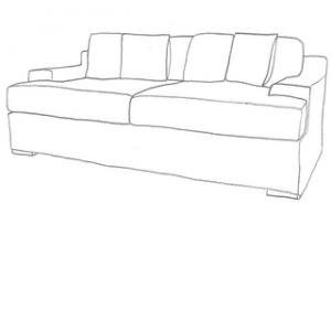 Sofföverdrag till göteborg 3sits ikea soffa